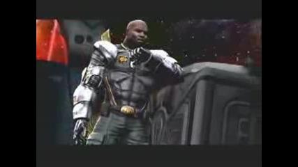 Mortal Kombat Vs Dc Mk Chapter 3 - Jax