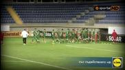 Вижте къде се игра Азербайджан - България