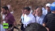 Turkey: Kurdish politicians blocked by Turkish soldiers on road to Cizre