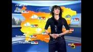 Господари на ефира 01/05/2009 Смях със новините за времето по Тв