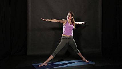 Сутрешна йога за събуждане и тонизиране