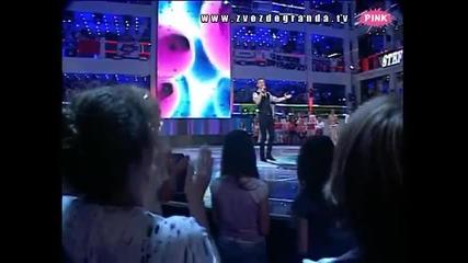 Stefan Petrušić - Volim da te volim (Zvezde Granda 2010_2011 - Emisija 34 - 28.05.2011)