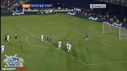 Кристиано Роналдо прави суплекс !