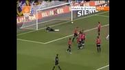 Реал Мадрид 3 - 0 Майорка - Роберто Карлос