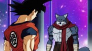 Dragon Ball Super 81 - Bergamo the Crusher vs Goku! Whose Strength Reaches The Wild Blue Yonder?