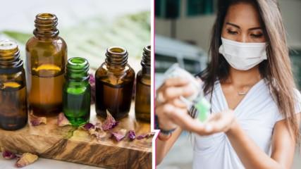Природата срещу вирусите! Изпитани рецепти за превенция с етерични масла