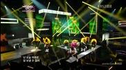 (hd) Jj Project - Bounce ~ Music Bank (01.06.2012)