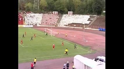 ВИДЕО: Всички голове от ЦСКА - Металург Донецк 3:2