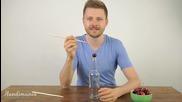 Как се махат костилки на череши