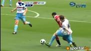 Супер гол на Бербатов и победа за Ман Юнайтед 3 - 0 Уест Хам