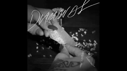 Rihanna - Diamonds [0fficial Audio]