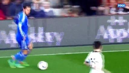 Eden Hazard - Chelsea Fc - Ultimate Skills Goals
