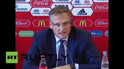 Russia: 2026 World Cup bidding process delayed - Sec-General Valcke