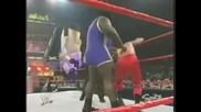 W W E Raw 2.2.2004 Chris Benoit vs Mark Henry Benoit