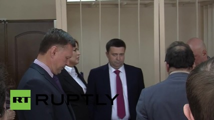 Russia: Ex-Defence Ministry official Vasilyeva found guilty of corruption