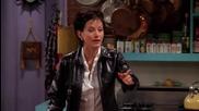 Friends / Приятели - Сезон 4 Епизод 6 - Bg Audio - | Част 1/2 |