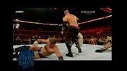 Wwe Raw След Лъмбърджак Мача - Меле!!!