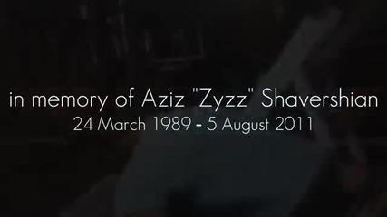 """Zyzz - We Rise ( Голяма Доза Мотивация ) Aziz """"zyzz"""" Shavershian 1989-2011"""