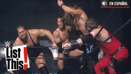 Los mejores equipos en la historia de Survivor Series: WWE List This! (ESPANOL)