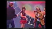 Westlife & Girls Aloud - Larking About