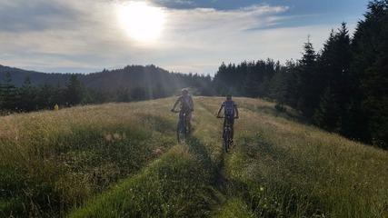 До забравеното село Шипка - 8 част Обиколка на великата Родопа планина с колела 2015