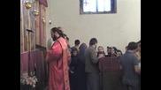 Посрещане на Честния Кръст в Неврокопска епархия