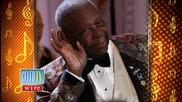 B.B. King Hospitalized