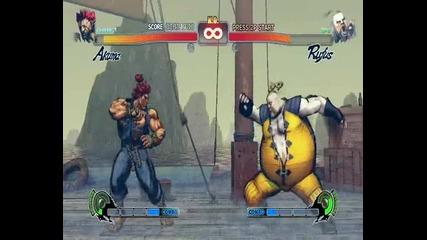 Street Fighter 4 - Akuma Arcade