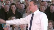 David Cameron Strangling a Nurse? Activist Faces Legal Action