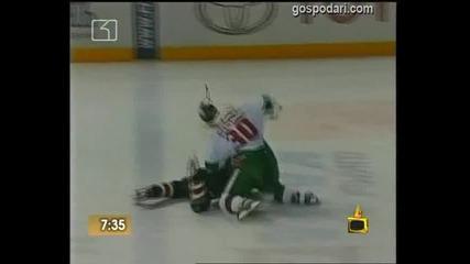Инциденти по леда