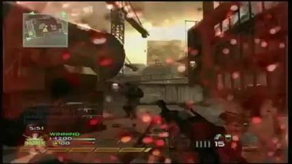 Modern Warfare 2 No Scope Sniper Montage