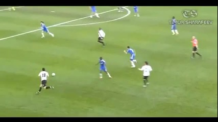 David Luiz - Chelsea 10/11
