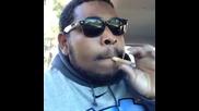 Защо негрите се опитват да действа готино, когато пушат