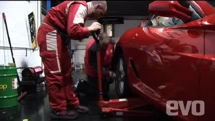 Ferrari 599gtb Dyno - Test