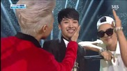 Seung Ri ft. G-dragon & Taeyang - Let's Talk About Love (бг превод)