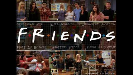 сериалът Friends-снимки