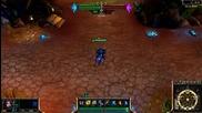 Full - Ravenborn Leblanc League of Legends cataclysm75