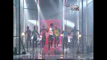 Bi Rain - Hip Song (music Bank 21.05.2010)
