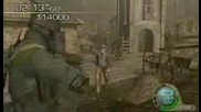 Resident Evil 4 Mercheneries - - Hunk - - - 2002
