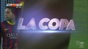Реал Сосиедад - Барселона 1:1 и мечтания финал за купата на краля Барселона - Реал Мадрид !!!