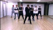Бг. Превод! Bts - Boy In Luv dance practice