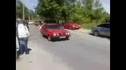 Изпращане на абитуриенти от автото Плевен 08.05.09 - 11