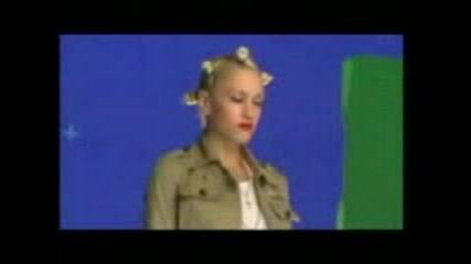 Заснемането Gwen Stefani - Now That You Got It