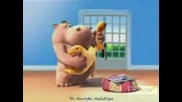 Hippo And Dog - Pipe