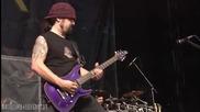 Anthrax - Metal Trashing Mad (sonisphere 2010 Sofia)
