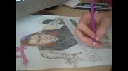 Jeff Hardy - Drawing