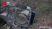 +18 Ужасна Катастрофа Двама Загинаха На Място!!!