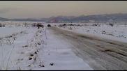 alfetta Gtv on snow