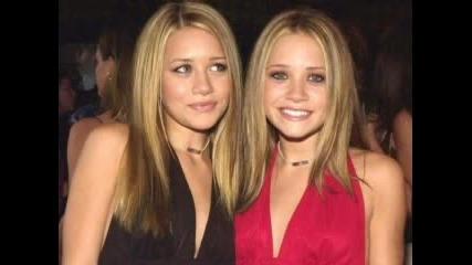 Kate And Ashley Olsen