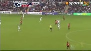 Суонзи 1-4 Манчестър Юнайтед ( 17.08.2013г. )